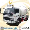 最も低いPrice Yuejin 4cbm 4X2 Concrete Mixer Truck