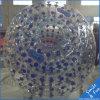 Materiale del PVC di Zorbball dell'acqua per i giochi della sosta dell'acqua