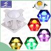 Única luz do ponto do diodo emissor de luz da alta qualidade da cor