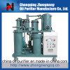 Máquina mecánica usada de Oilcleaning del petróleo hidráulico del aceite lubricante