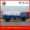 8000liter/8cbm/8m3/8000L Suction Sewage Tankwagen met Water Tank