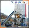 Planta de tratamento por lotes para o preço manual Diesel da máquina dos misturadores concretos