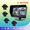 Monitor reverso del apoyo para la cabeza TFT LCD del sistema de la cámara
