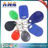 ABS de alta temperatura RFID Keyfob de la resistencia
