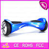 Due Wheel Self Balancing Electric Scooter Drift Board Scooter con Double Bluetooth Speakers G17A128b