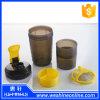 Hotsell Plastic Protein Blender Shaker Bottle con Ball Inside