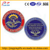 Soft Enamel Eagle Logo Metal Military Challenge Coin