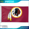 Polyester-Washington-Indianer NFL Football Team 3X5' Flag