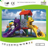 Kaiqi Small Colourful Plastic Childrens Slide Set für Indoor oder Outdoor Playground (KQ50125D)