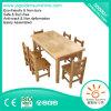 Muebles de madera del jardín de la infancia de madera sólida de los cabritos con el certificado de CE/ISO