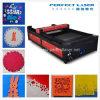 Machine de découpage de textile de laser de CO2