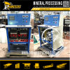 Lab Wet Ore Processo High Intensity Mineral Concentrador Magnetic