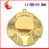 Promotie pas de Medaille van Sporten met Lint aan