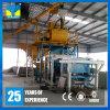Qualitäts-hydraulische konkrete Sicherheitskreis-Ziegelstein-Formteil-Maschine
