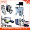De Laser die van de optische Vezel de Fabrikanten van Machines, Draagbaar Model merken