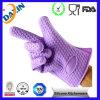 BBQ Gloves e Withstand Silicone Grill Gloves di Mitt Silicone della griglia