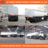 3 Radachse Sino 50000L Mobile Fuel Tanker Trailer für Sale