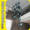 Scultura dell'interno moderna dell'acciaio inossidabile per la decorazione domestica
