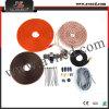 工場高品質AMPのオーディオ・アンプの配線キットケーブルセット(AMP-017)