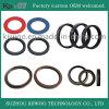 Selo de borracha do anel-O do silicone de alta pressão