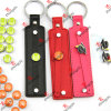 18mm8mm Leather Keychain/Key Rings Wholesale (LK062)