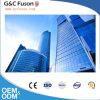 De Gordijngevels van het Glas van de Bouw van het Systeem van het Frame van het aluminium