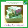 Картонная коробка способа общего назначения декоративная косметическая