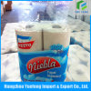 Papel higiénico coloreado blanco natural suave estupendo de la mejor calidad 2015