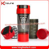 FilterおよびContainers (KL-7008)の600ml Plastic Protein Shaker Bottle