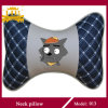 Neck auto Pillow con Customized Embroidery Picture