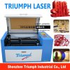 Laser Cutting Machine 50W Tube del laser Engraver del laser Engraving Machine del perspex CO2 6040