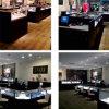Приспособление индикации магазина выставочного зала одежды выставочного зала вахт выставочного зала Jewellery
