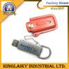Movimentação personalizada da pena do USB da lembrança para presentes relativos à promoção
