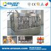 Chaîne de production de jus machine Monobloc de remplissage de bouteilles