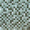 15X15X8mm 얼음 Crack Glass Mix Marble Mosaic (VMS8101)