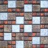 Золотистая стеклянная мозаика искусствоа (VMW3101)