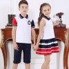 Школьные формы мальчика 2016 и девушки пригодности цены по прейскуранту завода-изготовителя Гуанчжоу