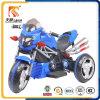 Motocicleta al por mayor de la bici del motor de acumuladores de la rueda del chino tres
