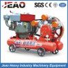 1.8m3/Min en 5bar de Diesel Draagbare Compressor van de Lucht Pistion voor Jackhammer