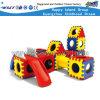아이 아이들 수수께끼 게임 플라스틱 운동장 (M11-09602)