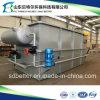 Unidad del tratamiento de aguas residuales de la matanza DAF, para el uso de la fábrica de la matanza de las aves de corral