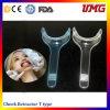 Retrattori dentali di plastica della guancica del kit dentale a gettare