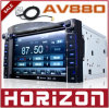 Aoveise Car Video AV880 AV880 Sistema de Navegación Am / FM, DVD Video, compatible con MP4, compatible con SD, USB Compatible GPS, de alta potencia 45Wx4