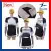 Sublimación cualquie uniforme barato del Cheerleading de la insignia
