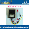 DC12V al Punto-in su Regulator Car Module Converter (XW-12-36-4A) di DC36V
