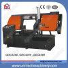 Serra de fita semiautomática horizontal (GDC4265)