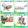 Le HDPE clair a intercalé des feuilles d'épicerie pour des nourritures d'emballage