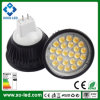 120 graden MR16 van SMD 5050 LED Spot Light 3W 12V