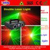 Verlichting van de Partij van de Gebeurtenis van de Disco van DJ van het Stadium van de Laser van Rg de Dubbele