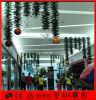 Свет украшения мола шарика привлекательной гирлянды рождества 2015 вися
